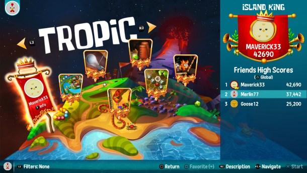 Arcade Islands | Tropic