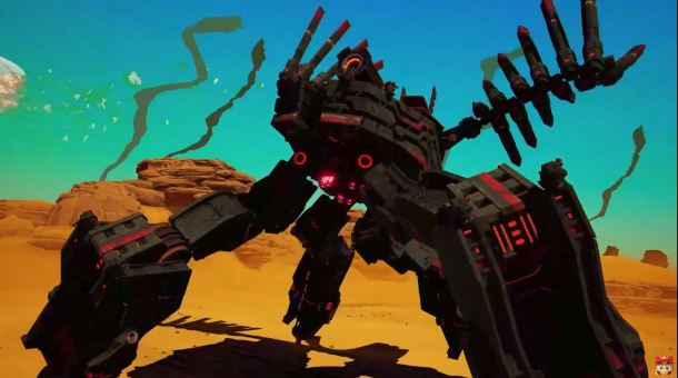 Nintendo Download | Daemon X Machina