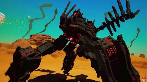 Daemon X Machina 1