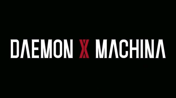 Daemon X Machina | Logo