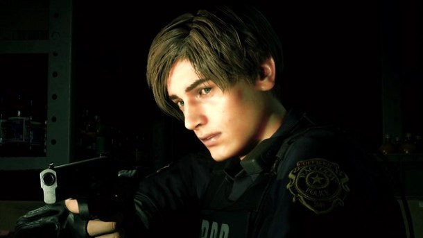 Resident Evil 2 | featured Leon