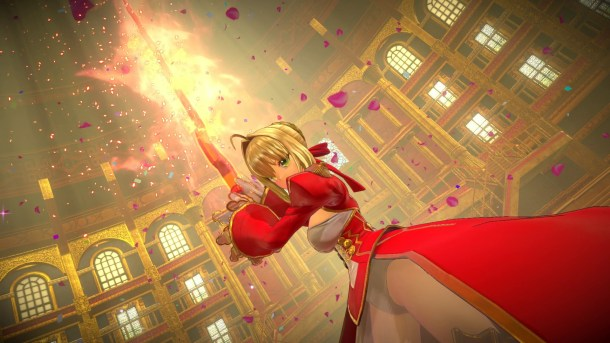 Fate/EXTELLA Link | Nero Nobel Phantasm