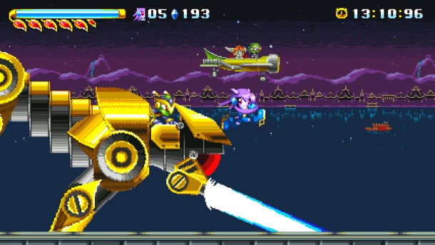 Freedom Planet   Boss Fight