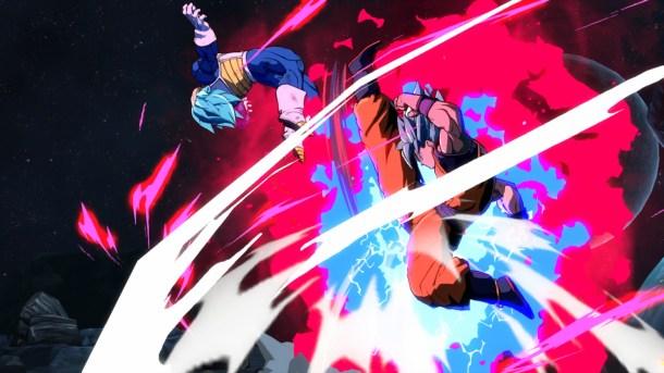 Dragon Ball FighterZ | Goku Kick