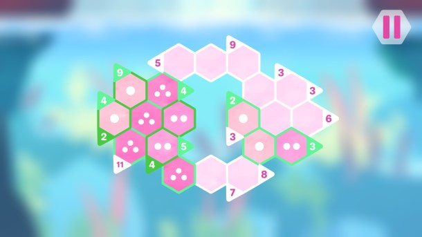 Hexologic | Trickier later levels