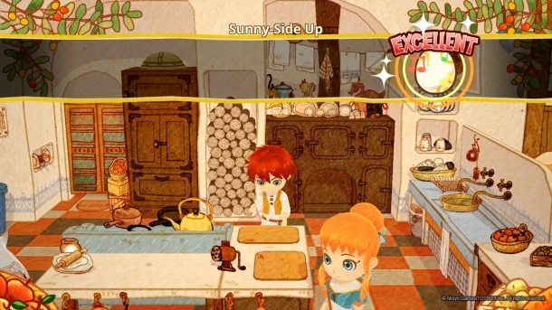 Little Dragon's Cafe | Cooking