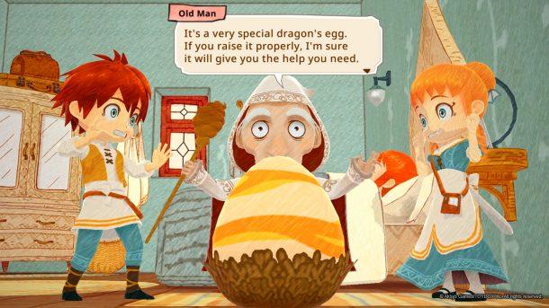Little Dragon's Cafe   Dragon Egg