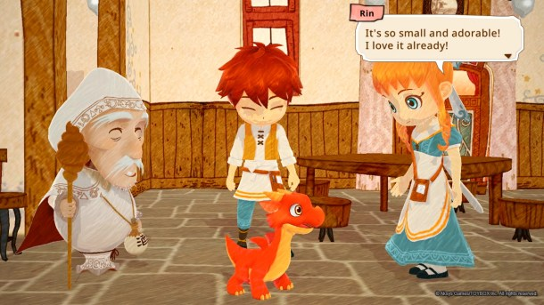 Little Dragon's Cafe | Tiny Dragon