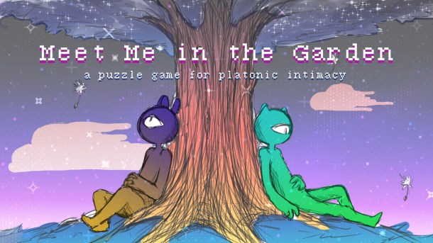 IndieCade | Meet me in the Garden