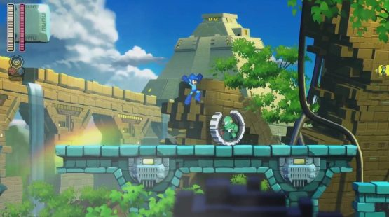 Mega Man 11   Outside