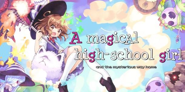 Nintendo Download   A Magical High School Girl