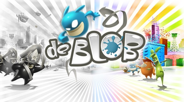 Nintendo Download | De Blob
