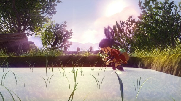 Sakuna: Of Rice and Ruin | Harvest
