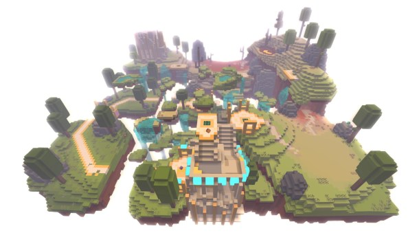 Trove Geode | Map