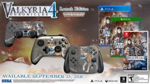 Valkyria Chronicles 4 | North American Launch Edition