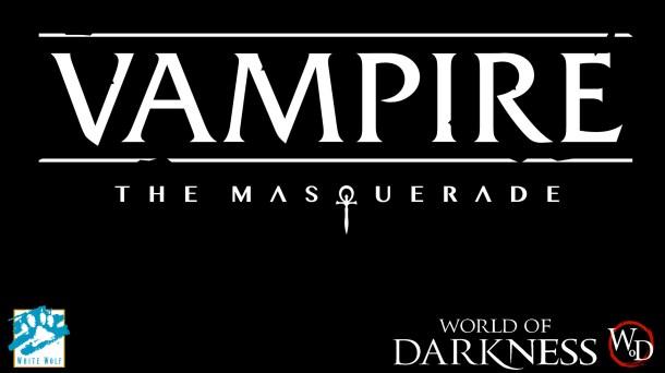 Vampire: The Masquerade | Logo