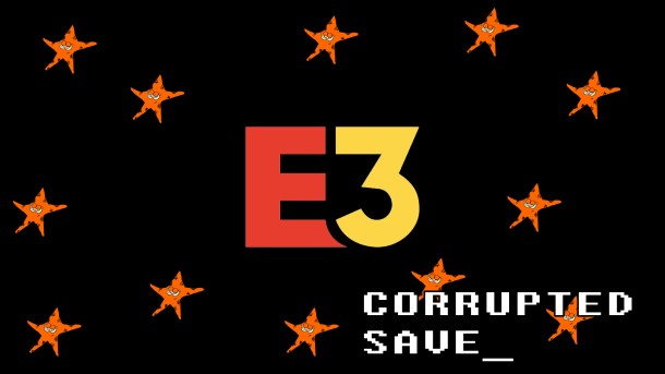 corrupted save