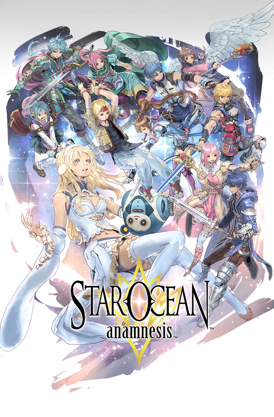 Star Ocean: Anamnesis | Visual