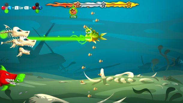 Arcade Islands | Underwater Escape
