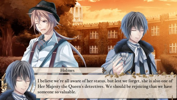 London Detective Mysteria | Holmes and Watson