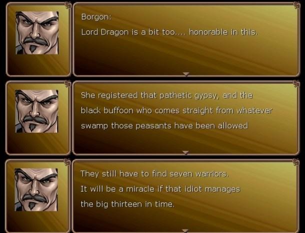 Millennium 3 | Borgon