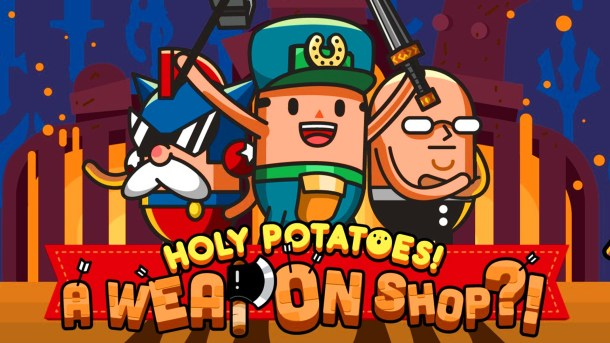 Nintendo Download | Holy Potatoes