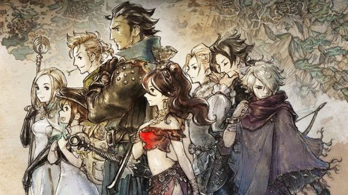 Octopath Traveler | All 8 Protagonists