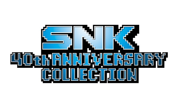 SNK 40th Anniversary Collection featured
