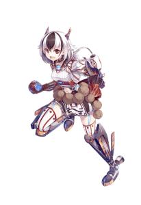 Xenoblade Chronicles 2 | Hibana