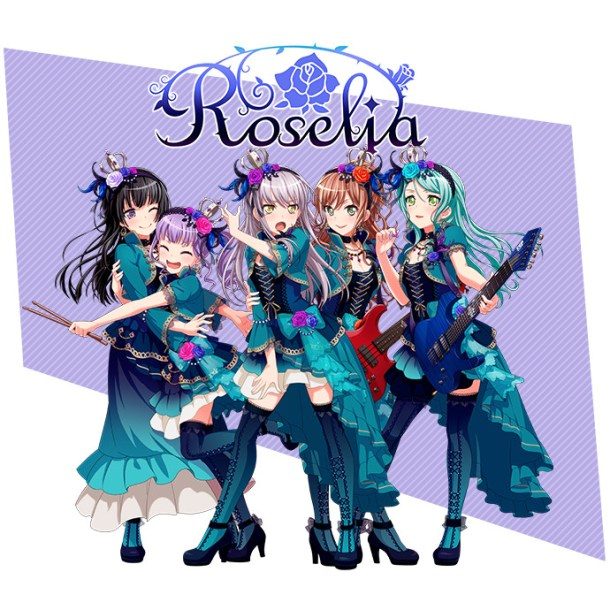 BanG Dream! | Roselia