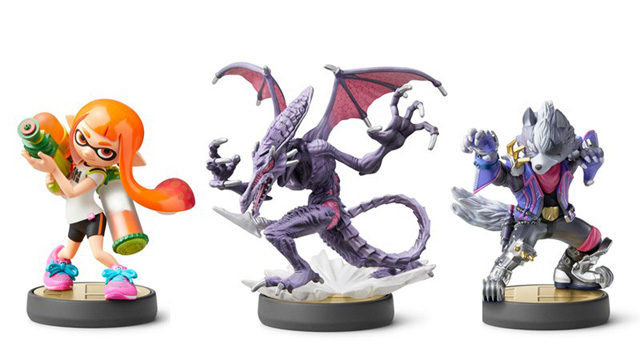 New Super Smash Bros Ultimate Amiibo Launching Through