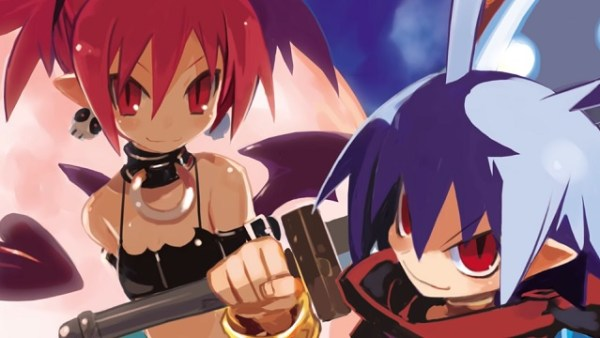 Disgaea | Laharl and Etna