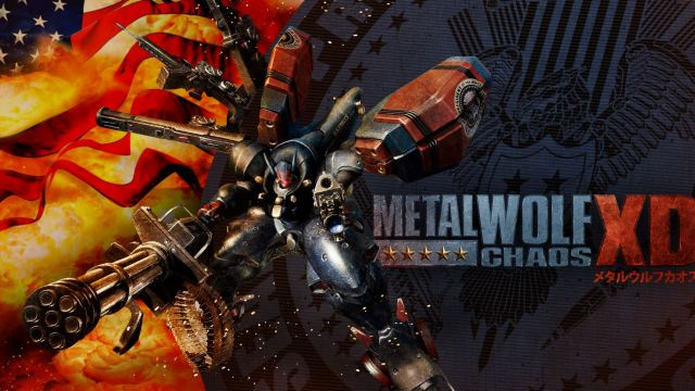Metal Wolf Chaos XD webpage capture