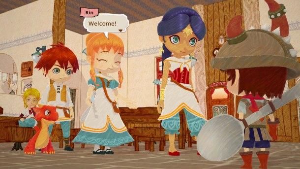 Nintendo Download | Little Dragon's Cafe