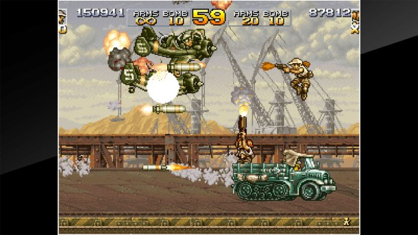 Nintendo Download | Metal Slug 4