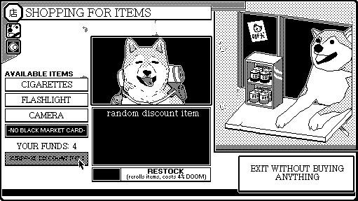 World of Horror | Puppy