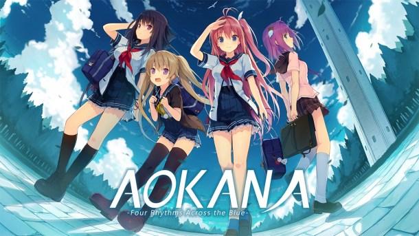 AOKANA | Visual