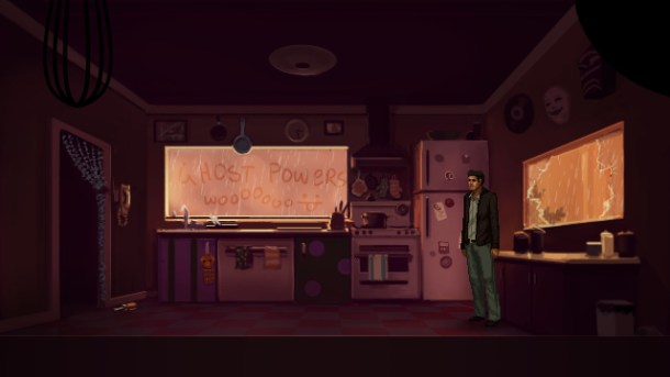 Ghost Powers :P | Unavowed