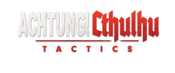 Achtung! Cthulhu Tactics | Logo