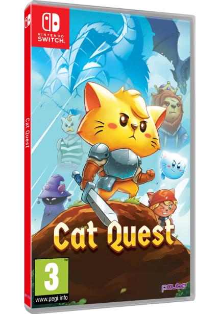oprainfall | Cat Quest Switch Box