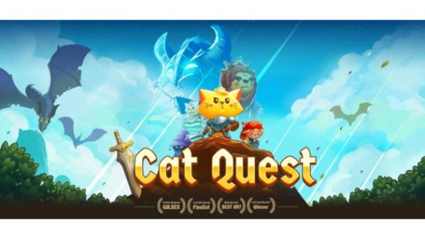 oprainfall | Cat Quest
