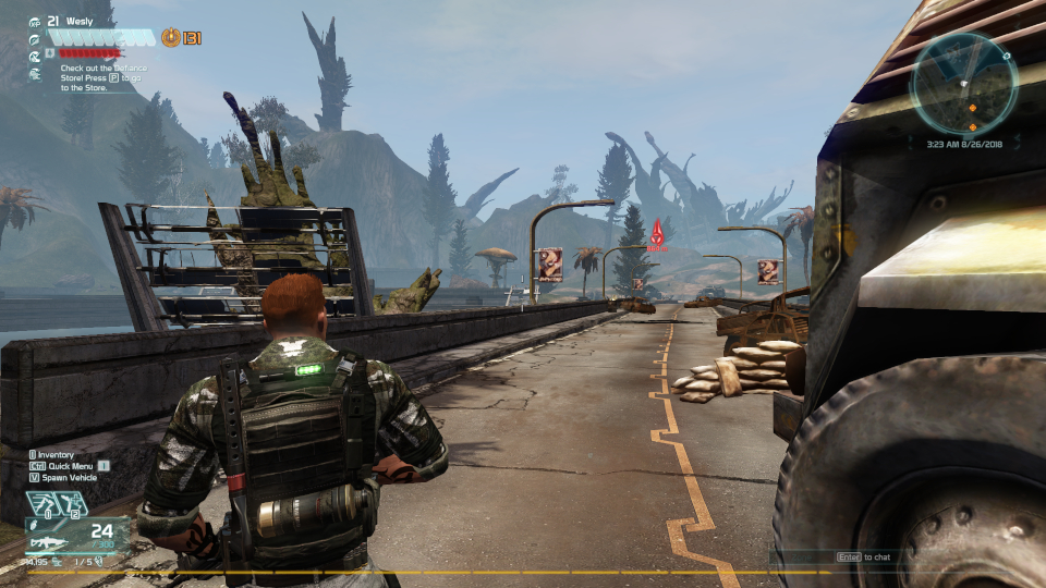 defiance 2050 matchmaking not working