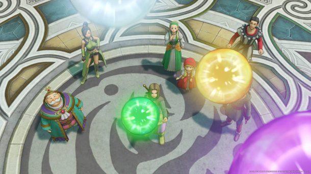 Dragon Quest XI False End