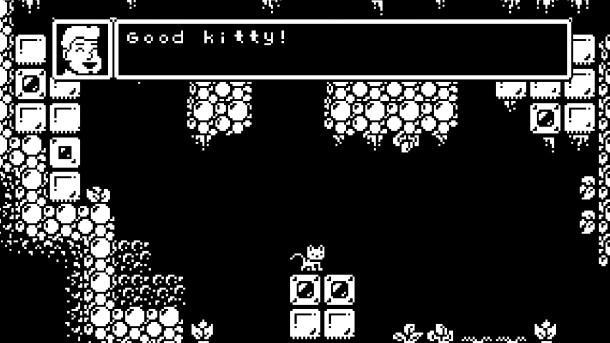 Gato Roboto   Kitty!