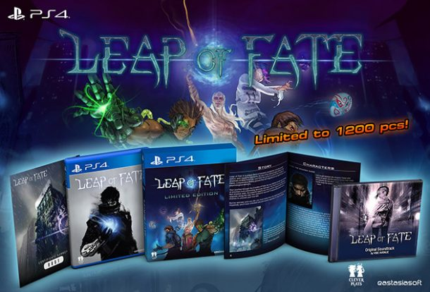 Leap of Fate | Limited Edition