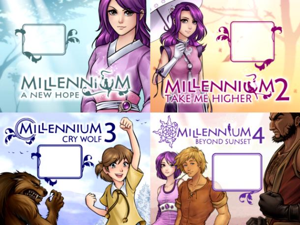 Millennium Series | boxart