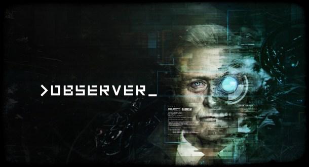 Observer | Key Art