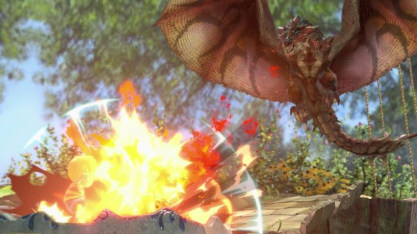 Smashing Saturdays | Rathalos Assist