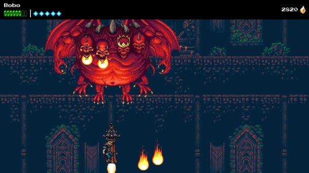 The Messenger   Demon