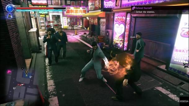 Yakuza Kiwami 2 | Punch